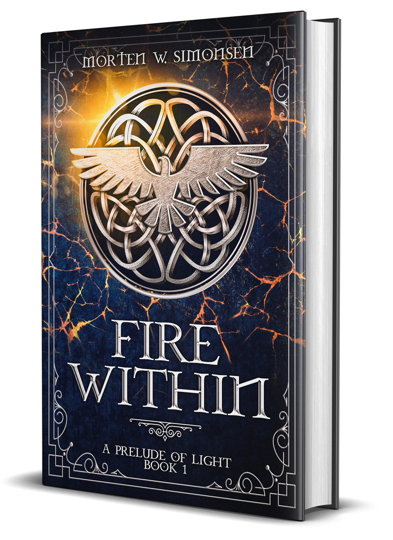 Fire Within - Book 1 of A Prelude of Light