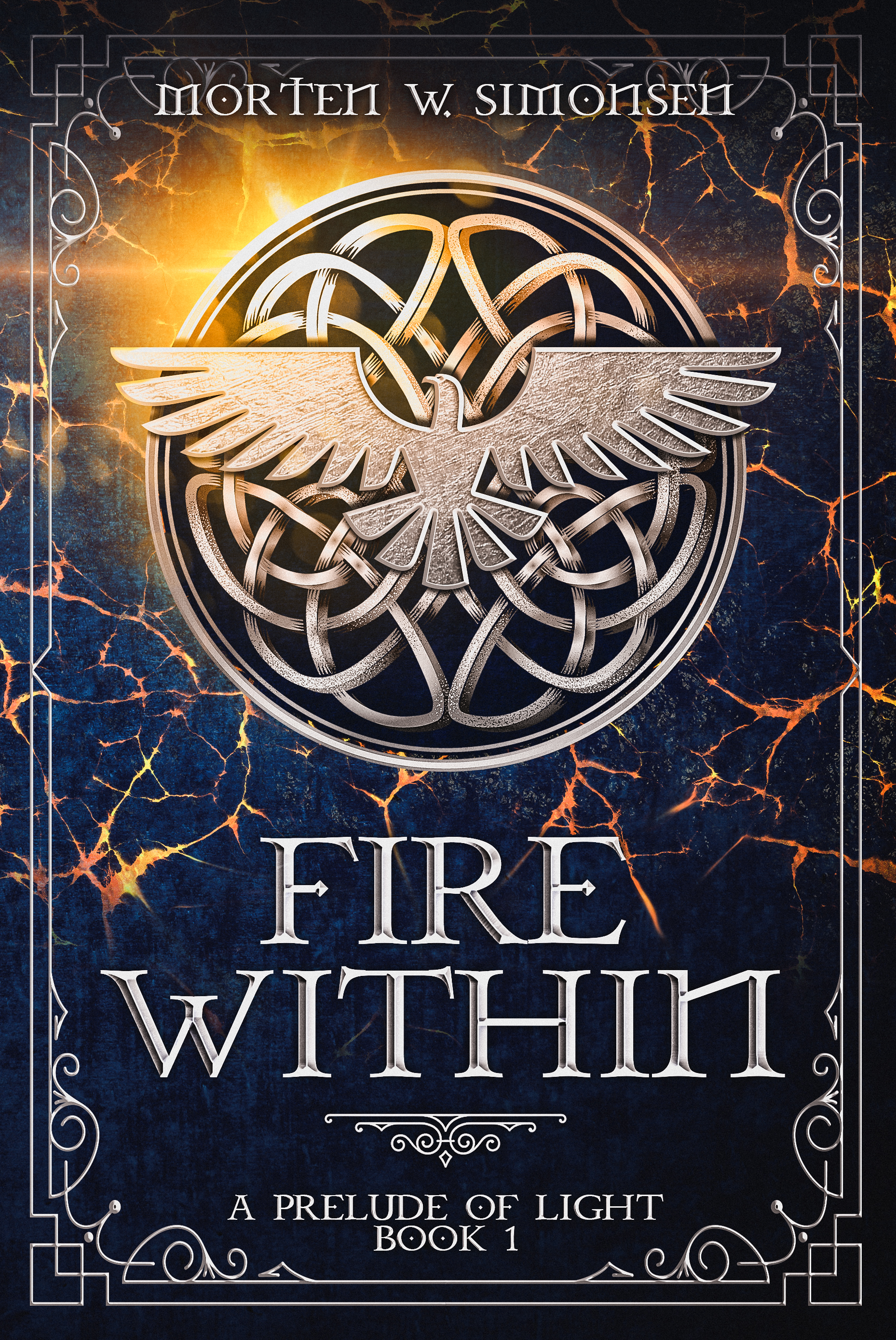 Fire Within, book 1 of A Prelude of Light